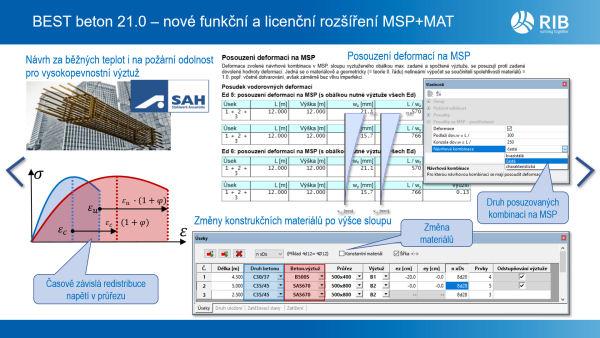 Rozšíření BEST 21.0 MSP+MAT